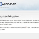 Wtyczka Subscribe To Comments Reloaded - 2