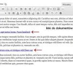 Linki do pdf-ów - widok w edytorze wizualnym
