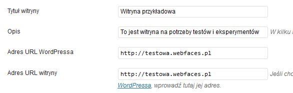 Jak prawidłowo postawić WordPressa na poddomenie