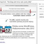 Utworzenie Newslettera Wysija - krok 4c
