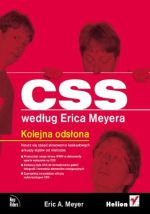CSS według Erica Meyera - z tej książki się uczyłam
