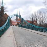 Wrocław, w stronę katedry