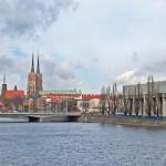 Wrocław - Odra i Ostrów Tumski