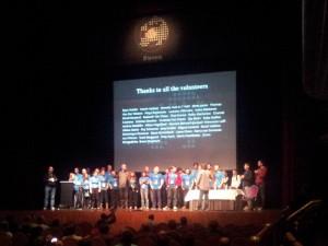 WordCamp Europe - organizatorzy i wolontariusze