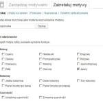 W poszukiwaniu motywu WordPressa