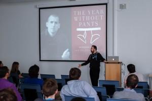 Luca Sartoni opowiada o pracy w Automattic