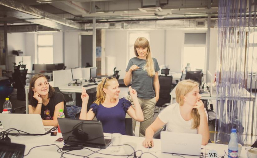 Szkolenie z WordPressa przeprowadziliśmy i też się sporo nauczyliśmy. 7 lekcji dla trenera