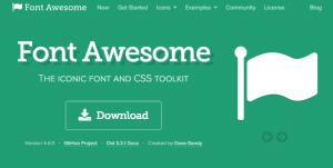 Gdzie znajdziesz plik Font Awesome do pobrania