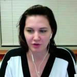 Beka Rice - moderator spotkania
