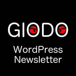 Giodo WordPress Newsletter