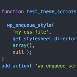 Jak dodać plik CSS do strony na WordPressie