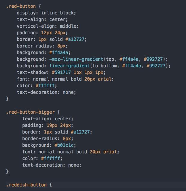Namnażanie podobnych klas CSS
