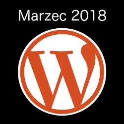 WordPress marzec 2018 - obrazek