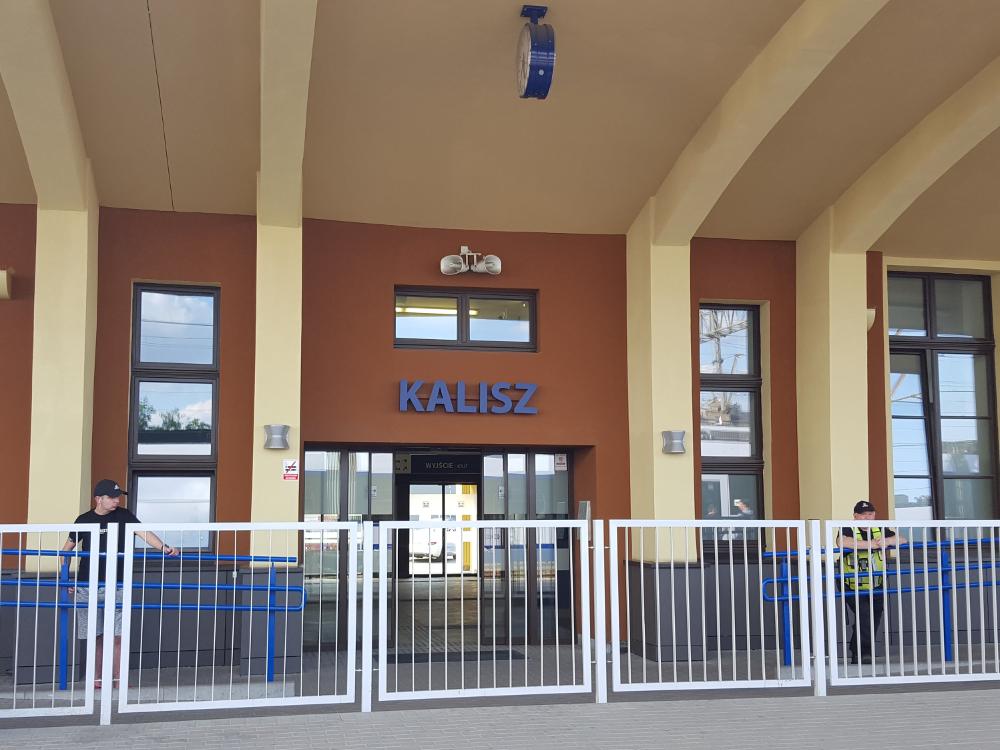 Stacja Kalisz