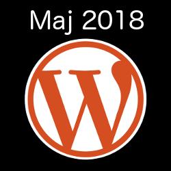 WordPress w maju (obrazek)