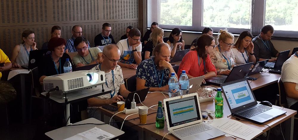 Warsztaty z Gutenberga - WordCamp Poznań 2018