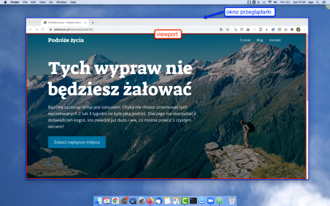 Co to jest viewport
