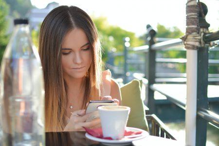 Ubranie na kawę